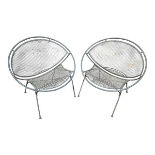Iron Hoop Chairs by Maurizio Tempestino for Salterini