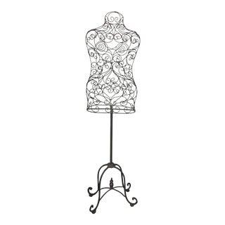 Bent Metal Decorative Mannequin