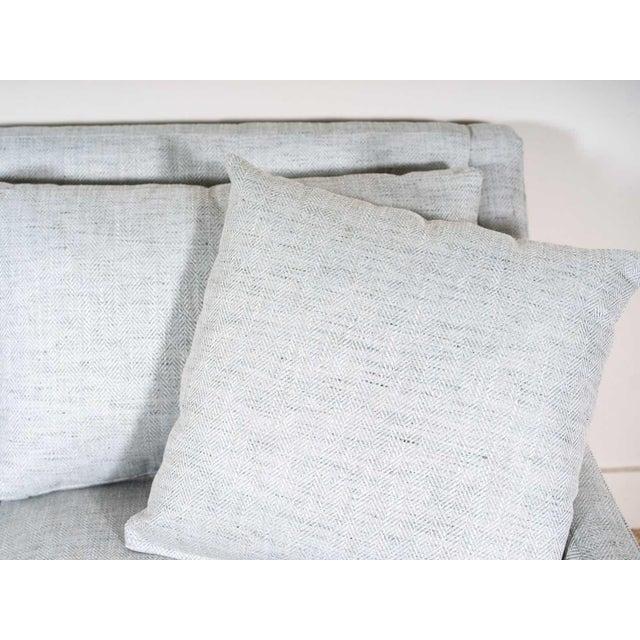 Modern EJ Victor Upholstered Modern Shelby Sofa For Sale - Image 3 of 6