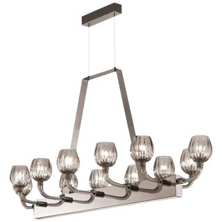 Ferrara Chandelier by Fabio Ltd For Sale