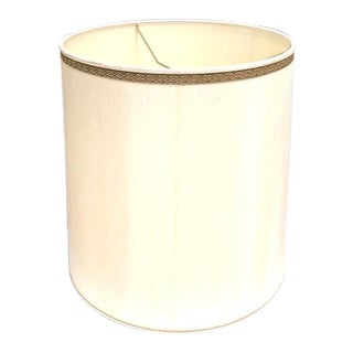 1960s Vintage Stiffel Barrel Lamp Shade For Sale