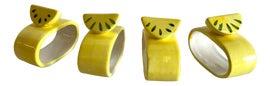 Image of Mid-Century Modern Napkin Rings