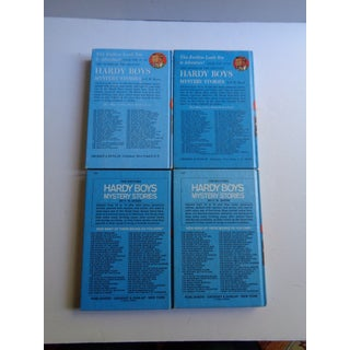 Vintage Hardy Boys Mystery Stories Books - Set of 4 Preview