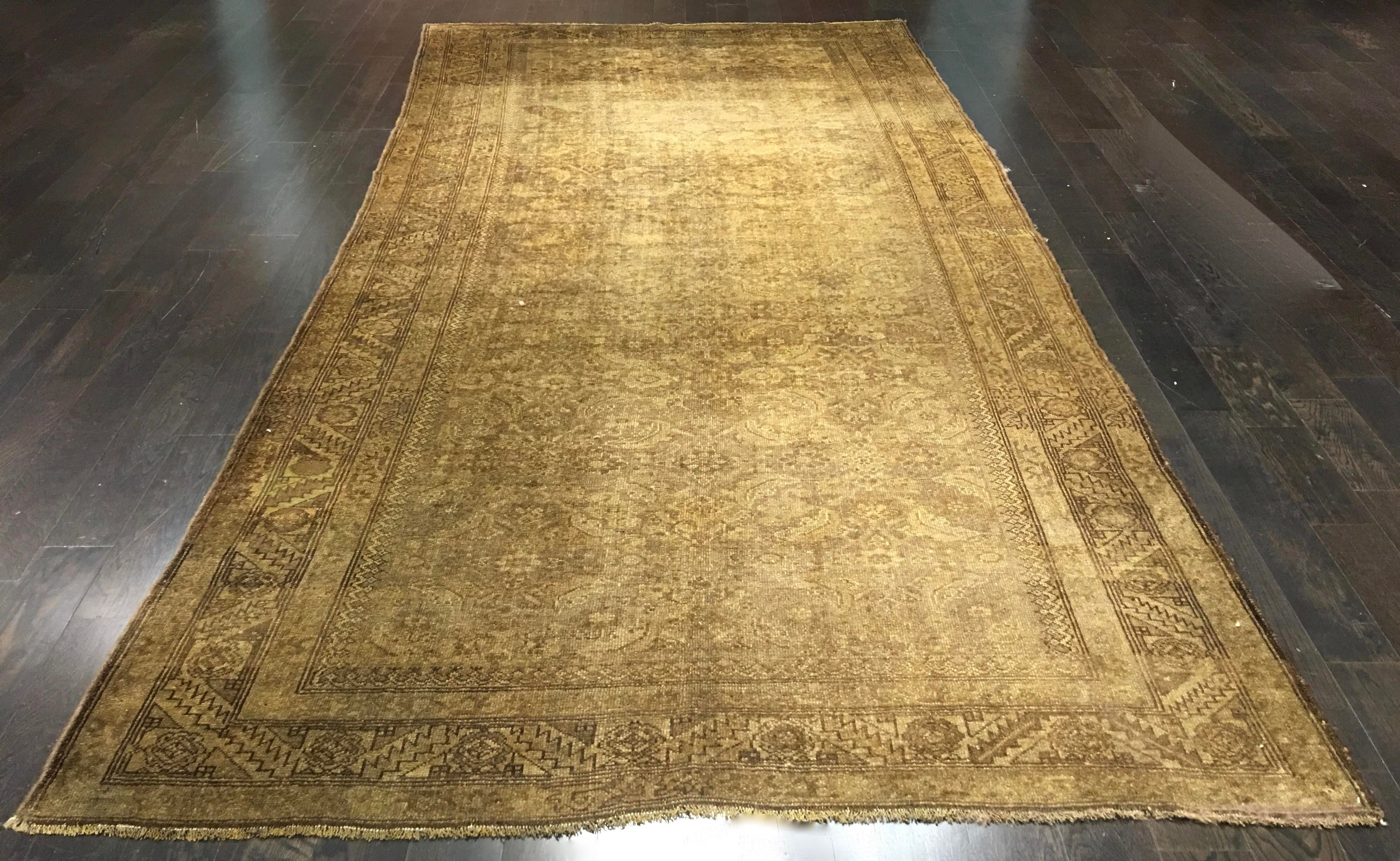 Bellwether Vintage Persian Malayer Area Rug 5 11x12