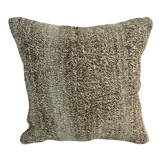 Turkish Handmade Aztec Kilim Pillow Cover For Sale