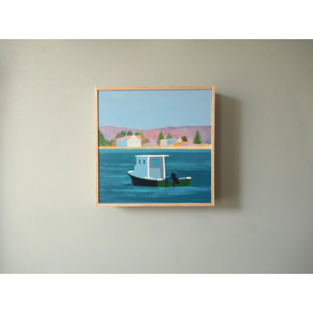 2010s Harbor by Anne Carrozza Remick For Sale - Image 5 of 6