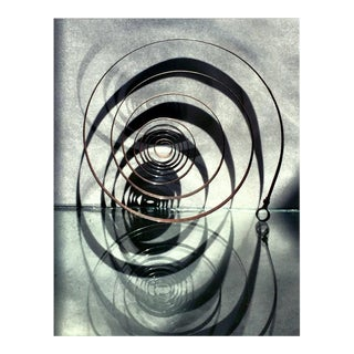"""Contemporary Black & White Photography Print """"Prismatic #17"""" For Sale"""