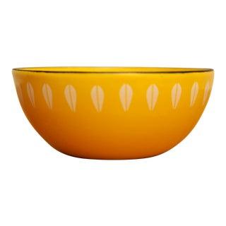 Cathrineholm Small Egg Yolk Yellow Bowl