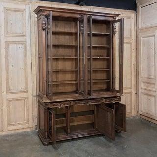 19th Century French Henri II Walnut Bookcase Preview