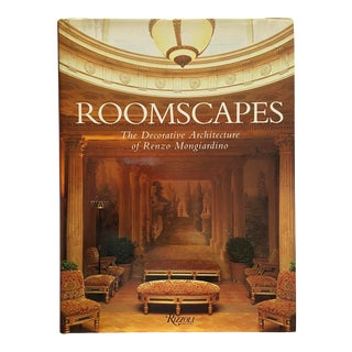Roomscapes, the Decorative Architecture of Renzo Mongiardino, 1993 For Sale
