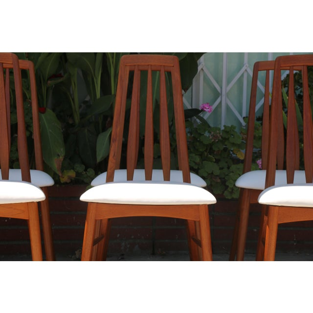 Set of 6 Koefoeds Hornslet Dining Chairs - Image 5 of 11
