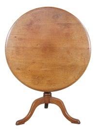 Image of Queen Anne Tilt-Top Tables