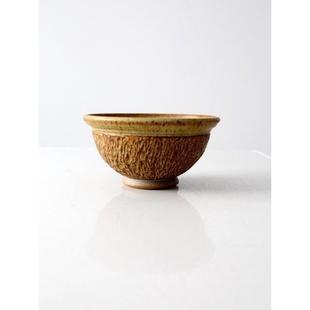 Vintage Studio Pottery Bowl - Image 3 of 7
