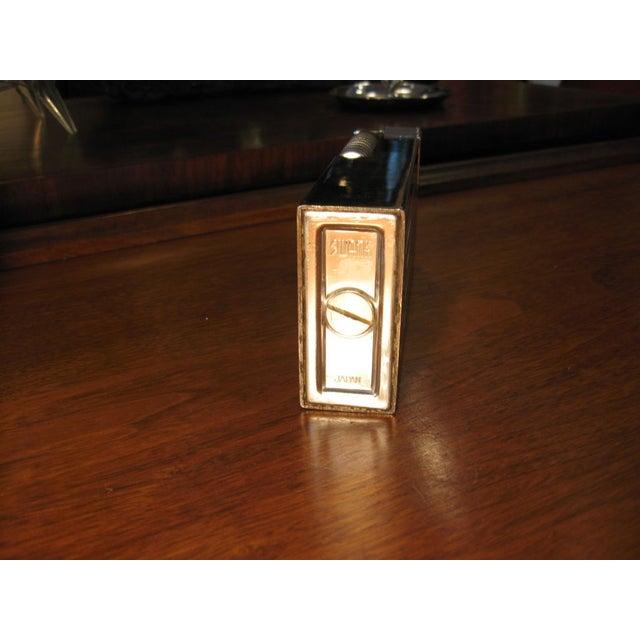 Swank Inc. Mid-Century Swank Lighter For Sale - Image 4 of 4