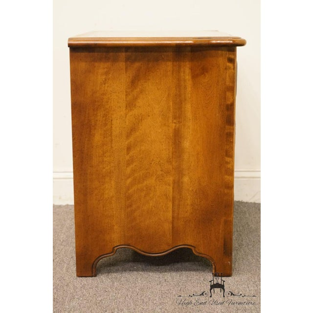 """Ethan Allen Country French Collection 26"""" Nightstand 26-5316 - Finish 236 For Sale - Image 12 of 13"""