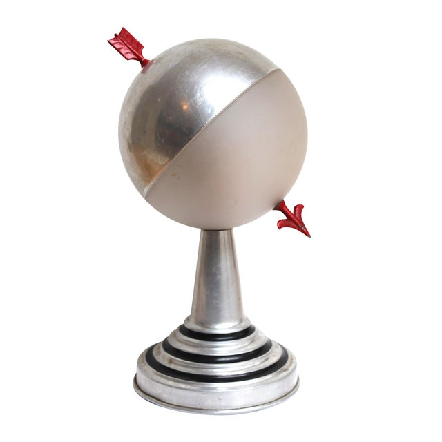 Armillary Sphere Table Lamp - Image 1 of 7