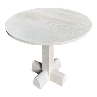 Contemporary Cfc Camellia Side Table For Sale