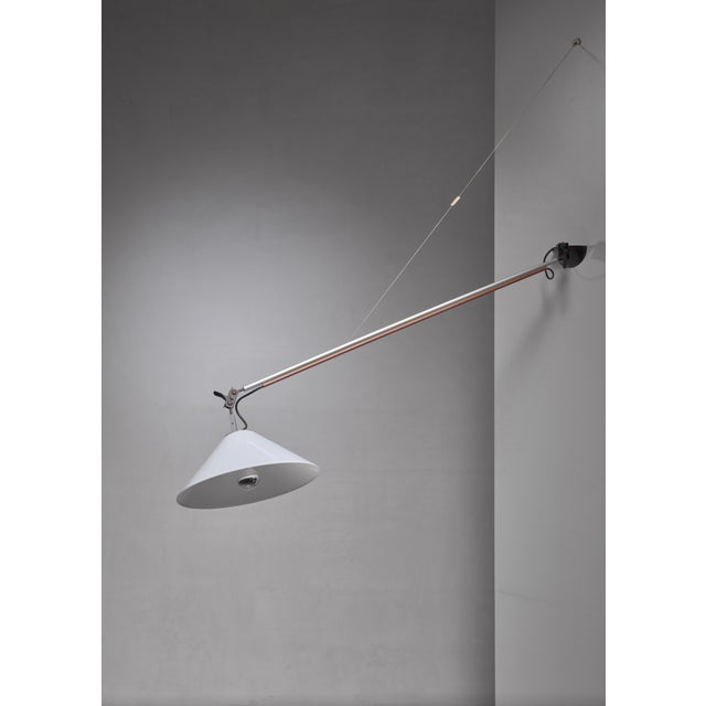 Enzo Mari Aggregato Wall Lamp for Artemide For Sale - Image 6 of 6