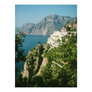 1960s Italy Amalfi Coast I Vintage Photo Print For Sale
