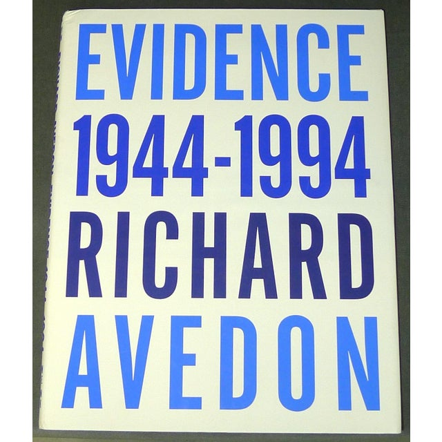 Richard Avedon: Evidence, 1944-1994 1st Edition - Image 2 of 3