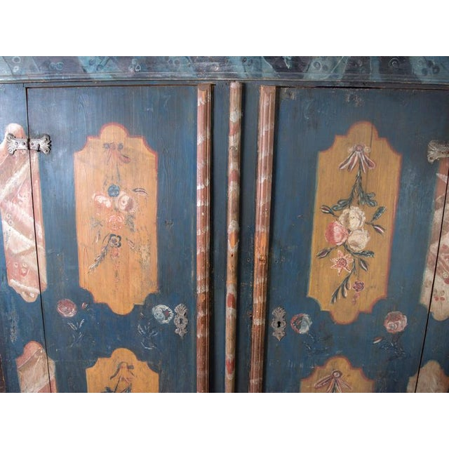 Bohemian Armoire - a Single For Sale - Image 10 of 12