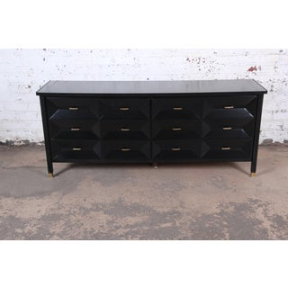 Century Furniture Mid-Century Modern Ebonized Long Dresser or Credenza Preview
