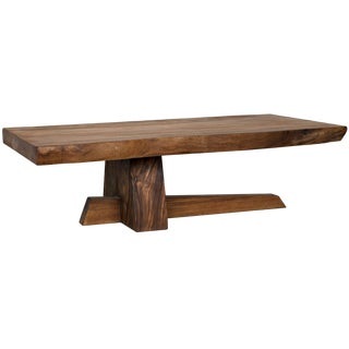 Govinda Coffee Table, Teak Oil For Sale