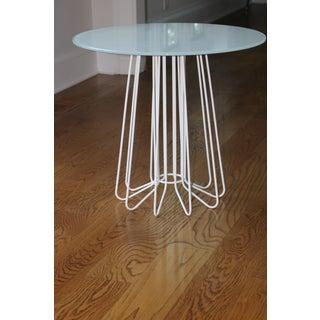 Danish Modern Zanotta Smallwire Small Wire Table Preview