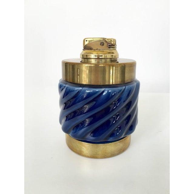 'Tomasso' Barbi Ashtray & Lighter Set - Image 3 of 10