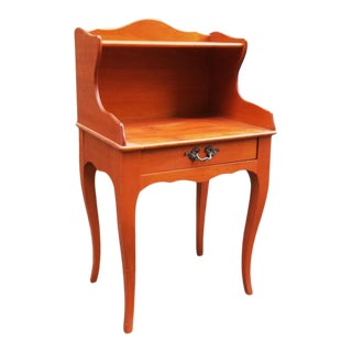 1960s French Louis XV Style Nightstand For Sale