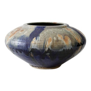 Studio Pottery Vase For Sale
