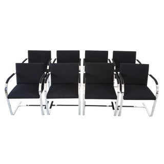 Set of Brueton Dining Chairs
