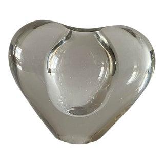 1950s Timo Sarpaneva, Heart Orkidea Vase For Sale