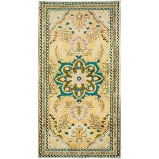 "Vintage Persian Hamadan Rug – Size: 2' 7"" X 4' 11"" For Sale"