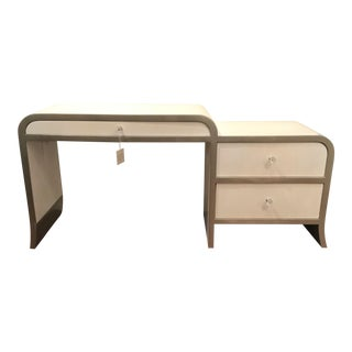 Caracole Vice Versa White Desk For Sale