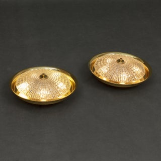 Authentic Swedish Carl Fagerlund Orrefors Wall Lights - a Pair Preview