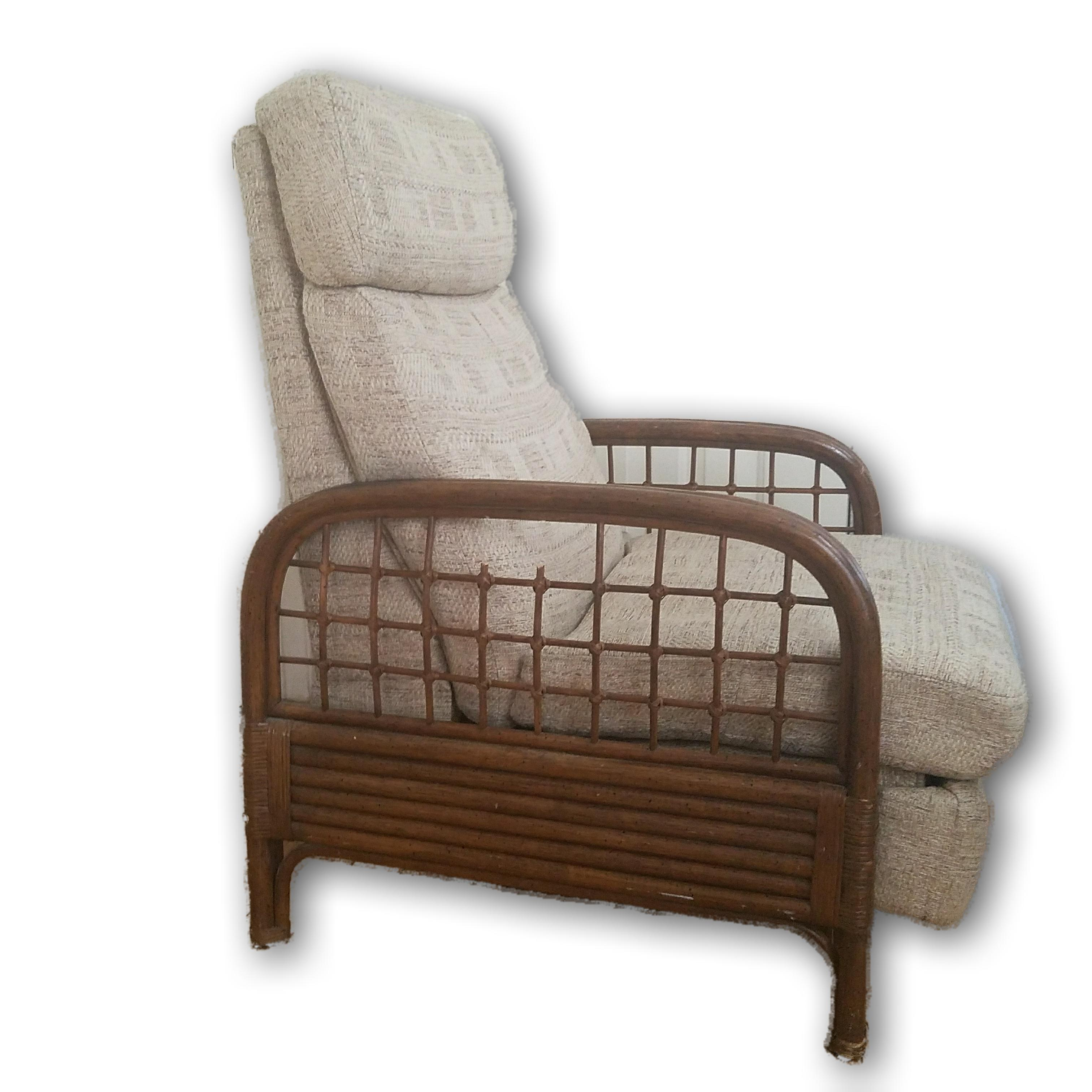 Mid 20th Century Mid Century Barcalounger Recliner Chair For Sale   Image 5  Of 13