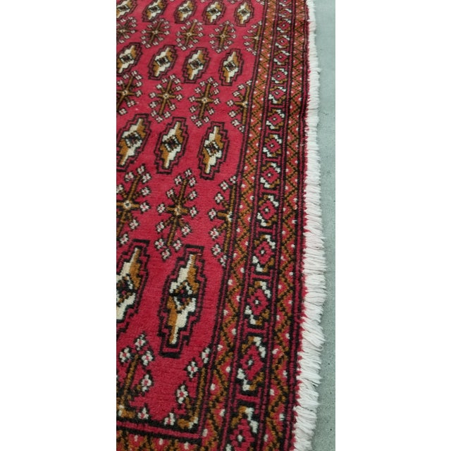 Persian 1950s Vintage Persian Rug - 1′8″ × 3′2″ For Sale - Image 3 of 10