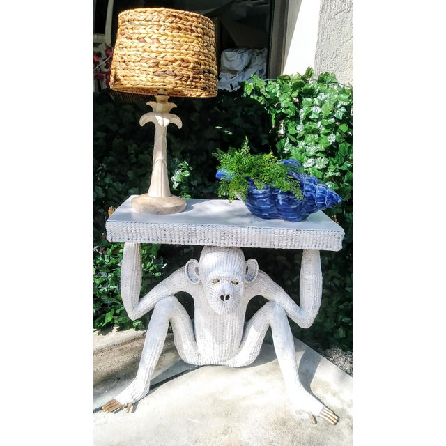 This is a fabulous very large monkey console table made by the fantastic Mario Lopez Torres. This is the very large size...