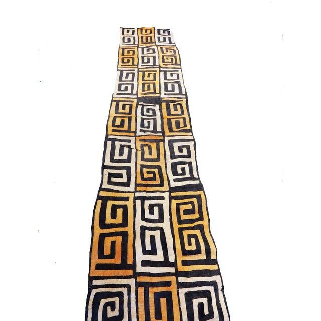 1970s Bushoong Kuba Cloth For Sale - Image 5 of 6