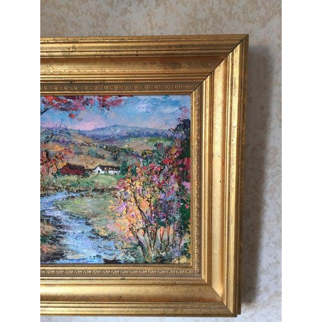 Allison Kibbe Landscape Oil Painting - Image 3 of 8