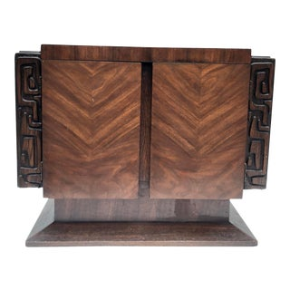 Mid-Century Modern Witco Style Nightstand For Sale