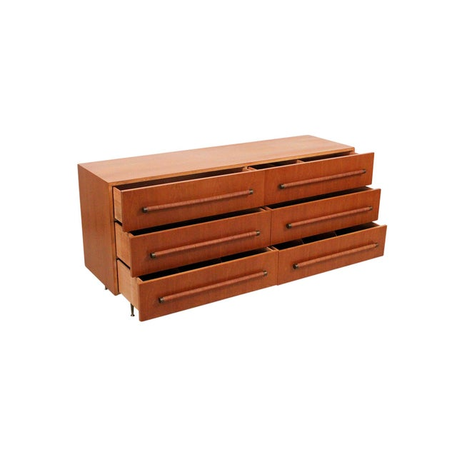 Chest of Drawers by T. H. Robsjohn-Gibbings For Sale In Boston - Image 6 of 13