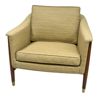 Mid Century Modern Folke Ohlsson for Dux Club Chair For Sale