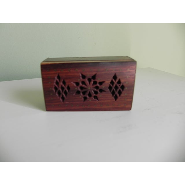 Kenyan Ironwood Box - Image 5 of 5