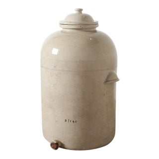 Antique Water Container For Sale