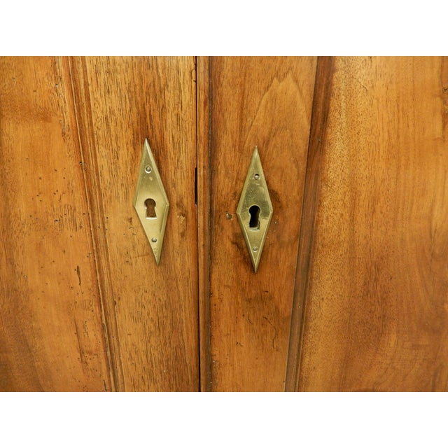 French Walnut 19th Century Enfilade For Sale - Image 11 of 12