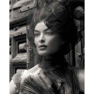 """""""Vogue 7"""" Black & White Portrait Photograph Preview"""