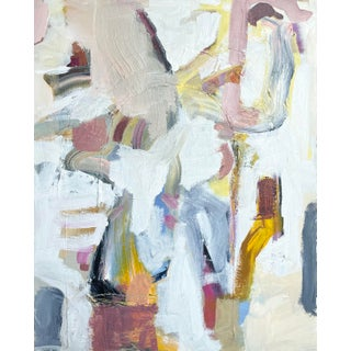 """""""You Can Get Back Again"""" Contemporary Abstract Expressionist Acrylic Painting by Brenna Giessen For Sale"""