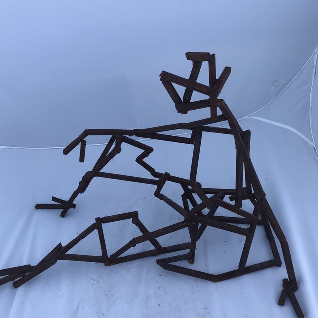 Abstract Nude Sculpture Moria Fain For Sale - Image 3 of 8